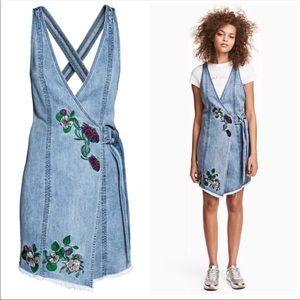H&M ❤️ Coachella Jean Dress